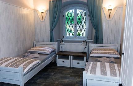 Ubytování - Penzion Kopejtkův mlýn