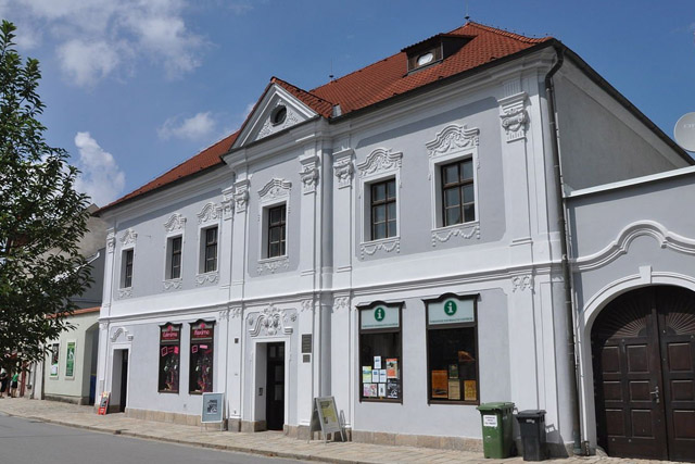 Muzeum Vysočiny Jihlava - pobočka Třešť