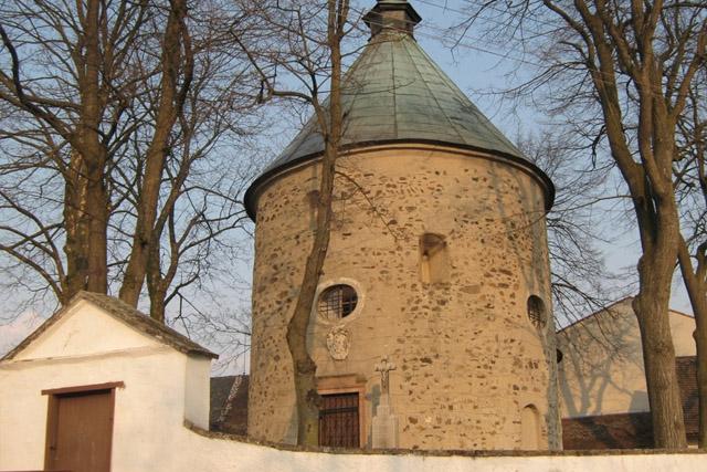 Rotunda sv. Václava ve Štěpkově